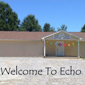 Echo Hills Baptist Church in Greer,SC 29651