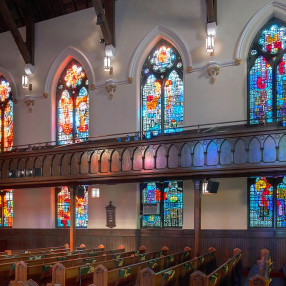 Immanuel Lutheran Church in New York,NY 10128