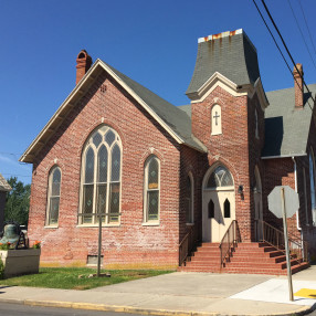 St. Paul A.M.E. Church in Crisfield,MD 21817