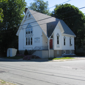 South Shore Pentecostal Church in Whitman,MA 02382