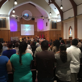 Primera Iglesia Bautista de Maywood in Maywood,CA 90270