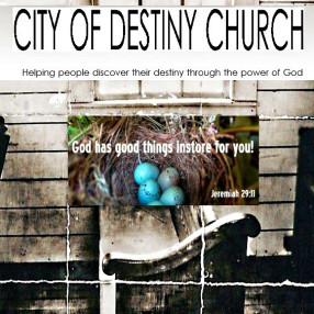 City of Destiny Church in Springfield,OR 97477