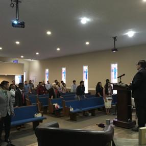 Iglesia Bautista Sublime Gracia - CHURH