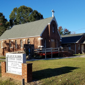 Our Lady of the Snows Catholic Mission in Elizabethtown,NC 28337