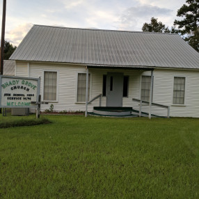Shady Grove Assembly of God in Woodville,TX 75979