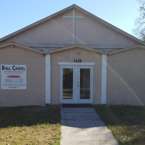 Ball Chapel A.M.E. Church in St Cloud,FL 34769