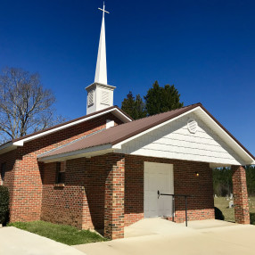 Salem Presbyterian Church in Alpine,AL
