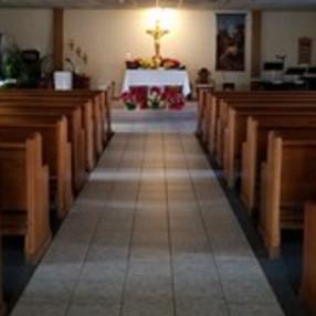 Saint Joan of Arc Catholic Church