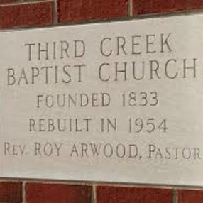 Third Creek Baptist Church in Knoxville,TN 37921