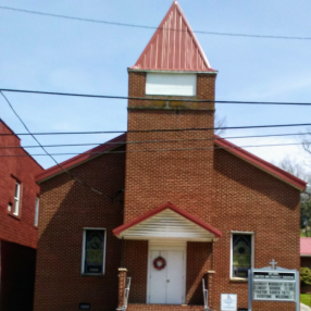 Bethel United Methodist Church in Camden on Gauley,WV 26208