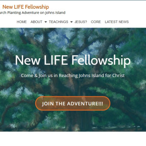 New LIFE Fellowship in Johns Island,SC 29455