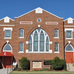 Claude United Methodist Church in Claude,TX 79019