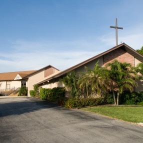 St Peter Evangelical Lutheran Church in Fort Myers Beach,FL 33931