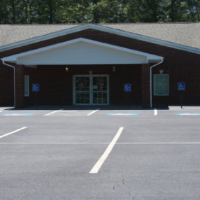 Unity Baptist Church in Lizella,GA 31052