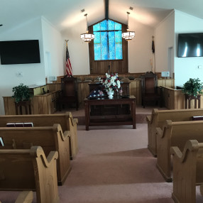 Cedar Springs Baptist Church