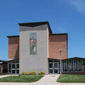 Saint Luke's Catholic Church in Ogallala,NE 69153-2636