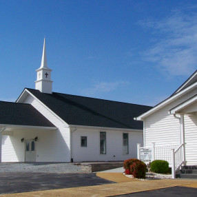 Holladay United Methodist Church in Holladay,TN 38341
