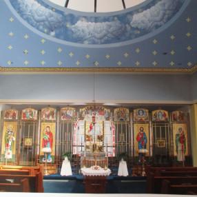Nativity of the Mother of God(Byzantine) Catholic Church