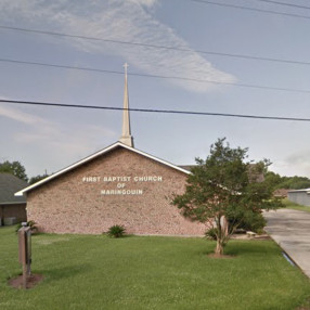 First Baptist Church of Maringouin in Maringouin,LA 70757