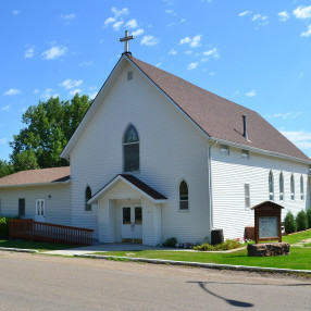 First Lutheran Church in Savage,MT 59262