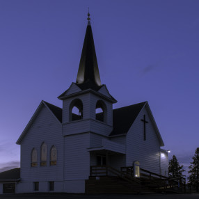 Moe Lutheran Church in Clear Lake,WI 54005