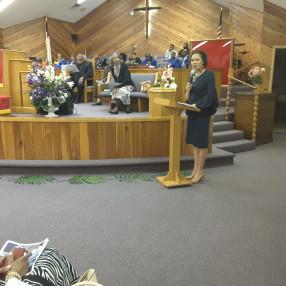 Evangelist Chapel AME Church