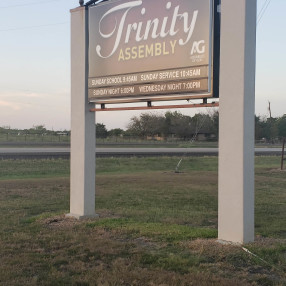 Trinity Assembly of God in Corsicana,TX 75110