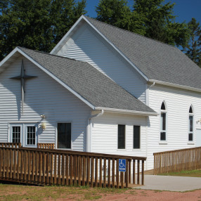 St Paul Lutheran Church in Stratford,WI 54484