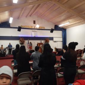 Iglesia Cristiana León de Judá #2