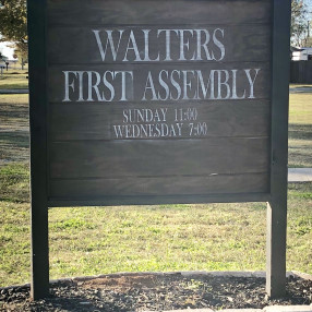 Assembly of God in Walters,OK 73572