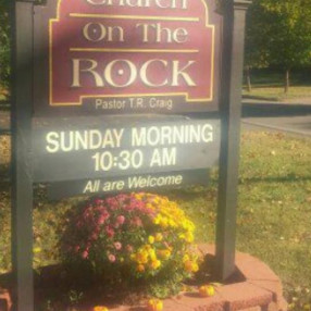 Church on the Rock in Ithaca,NY 14850