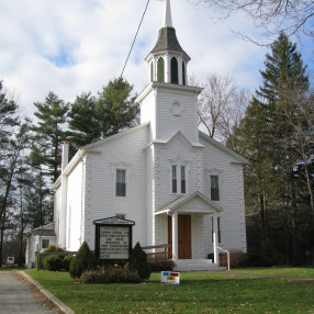 Etna Community Baptist Church in Etna,NY 13062