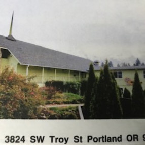 Korean First Southern Baptist Church in Portland,OR 97219