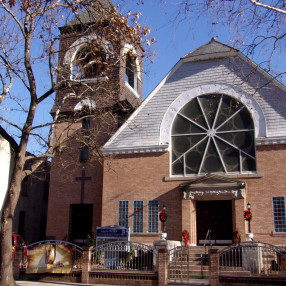 Andrews Ghana Wesley United Methodist Church in Brooklyn,NY 11208