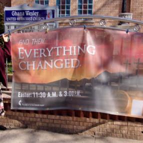 Andrews Ghana Wesley United Methodist Church