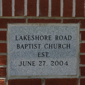 Lakeshore Road Baptist Church