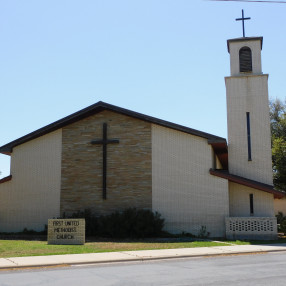 Fort Stockton First United Methodist Church in Fort Stockton,TX 79735
