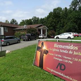 Iglesia Cristiana Senda de Justicia   in Rockville,MD 20853