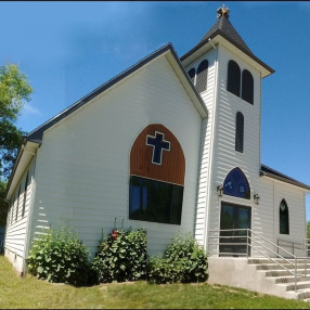 Zion Lutheran Church in Chinook,MT 59523