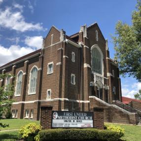 Fulton First United Methodist Church in Fulton,KY 42041