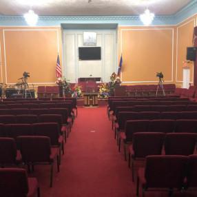 Rehoboth Baptist Church of Boston