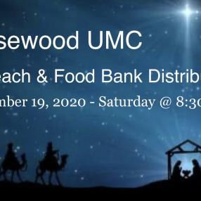 Rosewood United Methodist Church, Los Angeles California