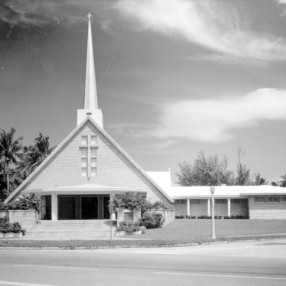 All Souls' Episcopal Church in Miami Beach,FL 33140