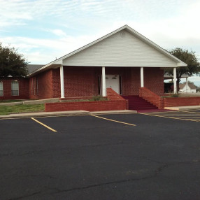First Baptist Church of Sand Springs in Big Spring,TX 79720