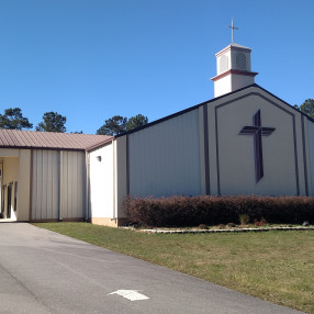 Trinity Lutheran Church in Cantonment,FL 32533