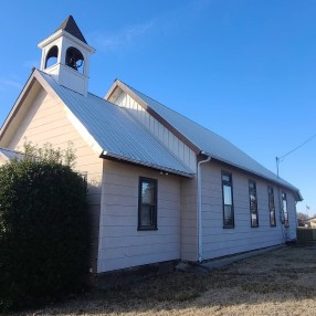 Ottawa Indian Baptist Church in Miami,OK 74354
