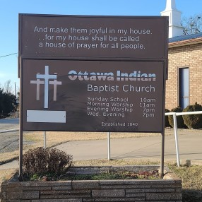 Ottawa Indian Baptist Church