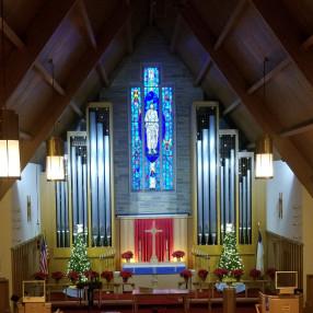 St Paul's Ev. Lutheran Church in Streator,IL 61364