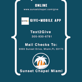 Sunset Chapel Miami Assembly of God