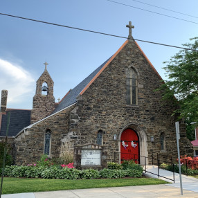Grace Episcopal Church in Brunswick,MD 21716